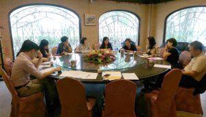 第二次理監事會議