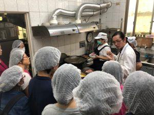 【活動紀錄】108/9/21老人均衡膳食及家中自製管灌飲食