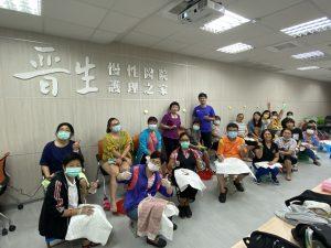 【活動紀錄】台南市長期照顧足部照護服務訓練-BA08 (第1梯)